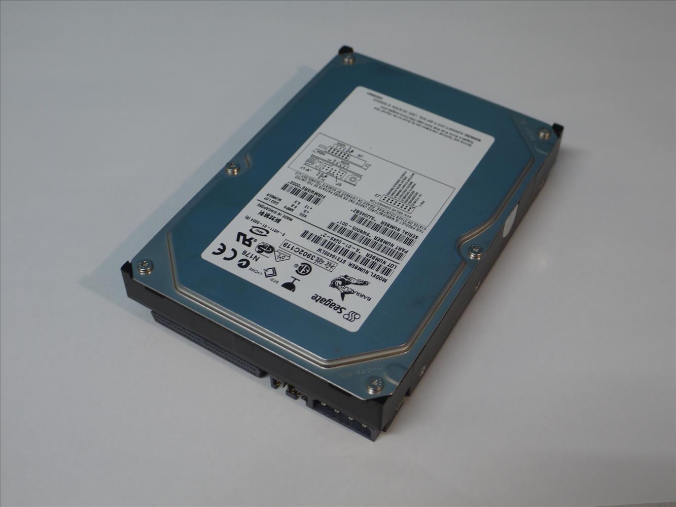 ST318438LW Seagate 18GB 7200rpm 3.5インチ Ultra-160 SCSI 68Pin 【中古】【送料無料セール中! (大型商品は対象外)】