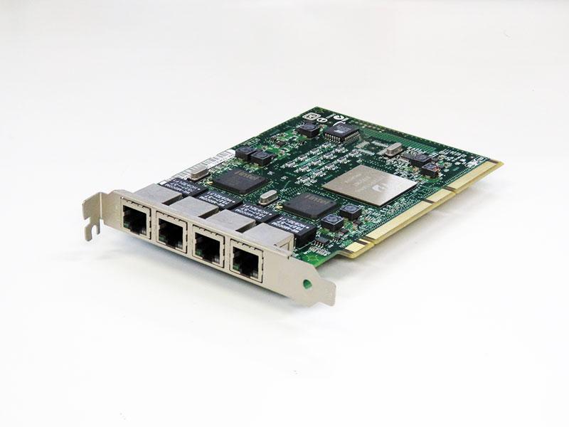 03N5444 IBM ネットワークカード PCI-X 133 4ポート 10/100/1000Base-TX FC5740 Intel PRO/1000MT Quad Port【中古】【送料無料セール中! (大型商品は対象外)】