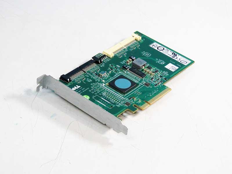 0JW063 DELL SAS RAIDコントローラー PCI Express x8 SAS 6/iR【中古】【送料無料セール中! (大型商品は対象外)】