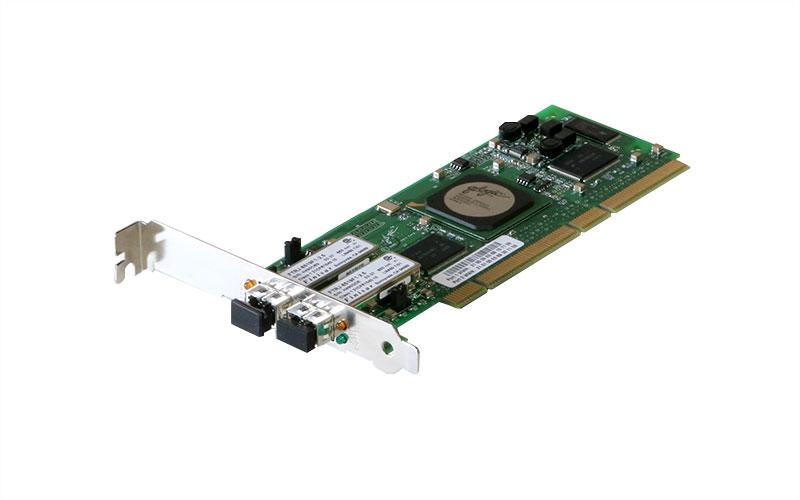 11100051+B0 NetApp 2Gb/s 2ch FibreChannel ホストバスアダプタ PCI-X対応 QLogic FC5010409-27【中古】【送料無料セール中! (大型商品は対象外)】