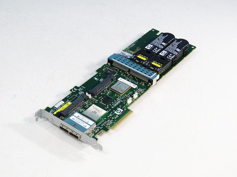 381572-001 HP SAS RAIDコントローラー PCI Express x8 Smart Array P800 512MB BBUx2搭載【中古】【送料無料セール中! (大型商品は対象外)】