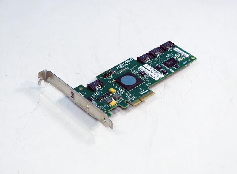 HP 431103-001 SAS 4 CHANNEL RAID CARD LSI LOGIC SAS3041E-HP L3-00119-02B