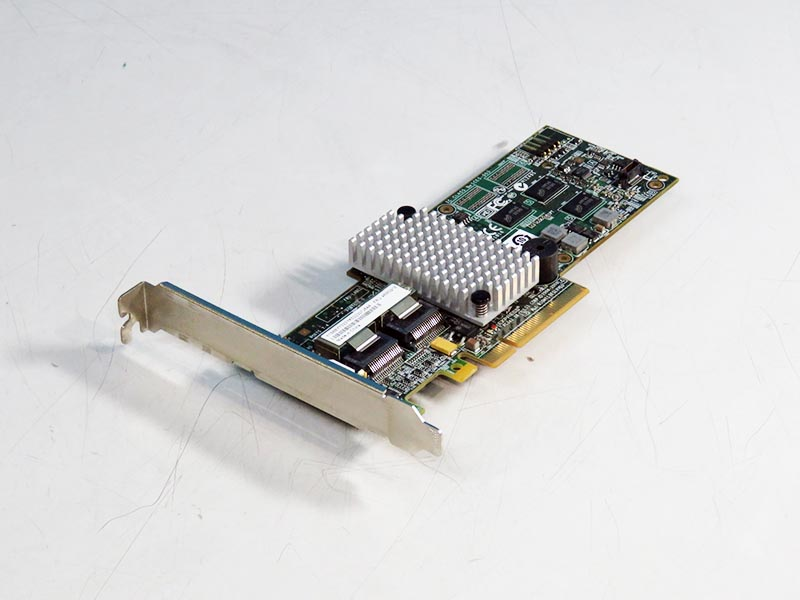 46M0918 IBM ServeRAID M5014 SAS/SATA PCI Express x8 LSi MegaRaid SAS 9260-8i【中古】【送料無料セール中! (大型商品は対象外)】