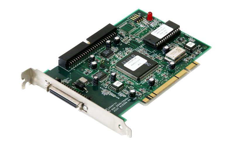 AHA-2940J/95 Adaptec Fast SCSI ホストバスアダプタ PCIバス対応【中古】【送料無料セール中! (大型商品は対象外)】