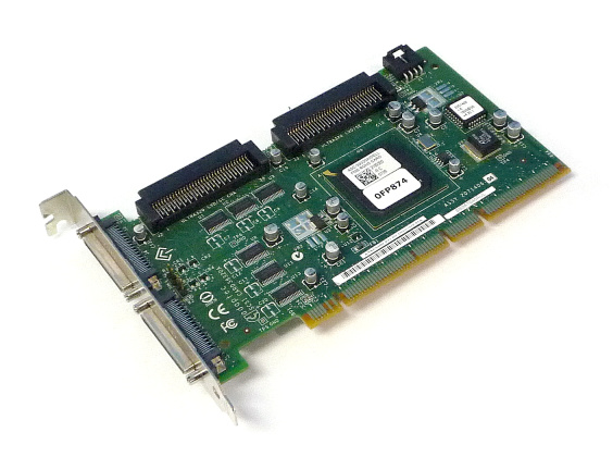 Adaptec ASC-29320A PCI-X SCSIカード 【中古】【送料無料セール中! (大型商品は対象外)】