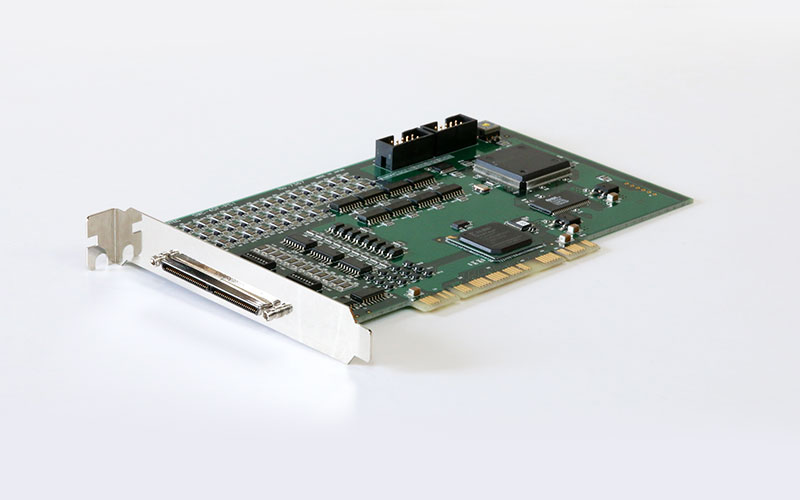SMC-4DF-PCI CONTEC PCI対応 高速ラインドライバ出力4軸 モーションコントロールボード【中古】【送料無料セール中! (大型商品は対象外)】