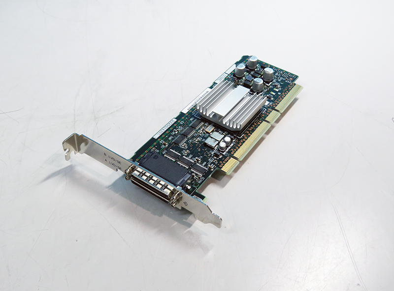 CA21339-B71X 富士通 デュアルチャンネル Ultra320 SCSIカード PCI-X【中古】【送料無料セール中! (大型商品は対象外)】