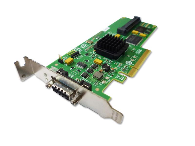 SC44Ge HP SAS3442E-HP LSI SAS STORAGE/RAID コントローラ PCIe ロープロファイル【中古】【送料無料セール中! (大型商品は対象外)】