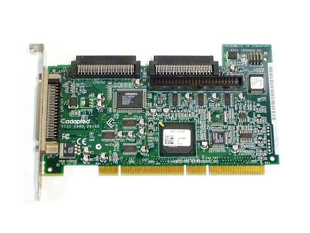 ADAPTEC ASC-29160 PCI-X SCSIカード 【中古】【送料無料セール中! (大型商品は対象外)】