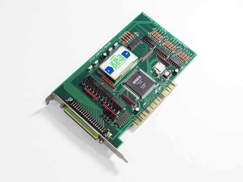 LPIO-16B PCIボード LAMBDA SYSTEM データカード COSEL ZS3 0512搭載【中古】【送料無料セール中! (大型商品は対象外)】