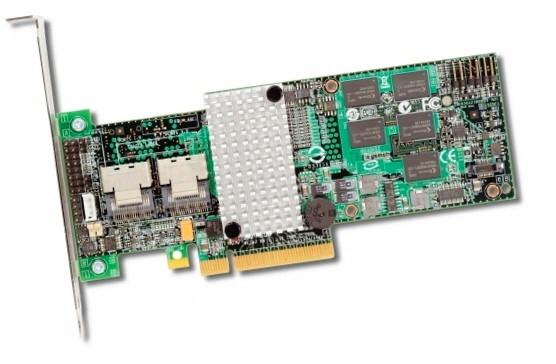 MegaRAID SAS 9260DE-8i LSI Logic SAS RAIDコントローラー PCI Express x8 L3-25121-53B【新品バルク品】【送料無料セール中! (大型商品は対象外)】