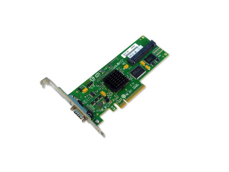 N8103-104A LSI SAS3442E SAS STORAGE/RAID コントローラ PCIe【中古】【送料無料セール中! (大型商品は対象外)】