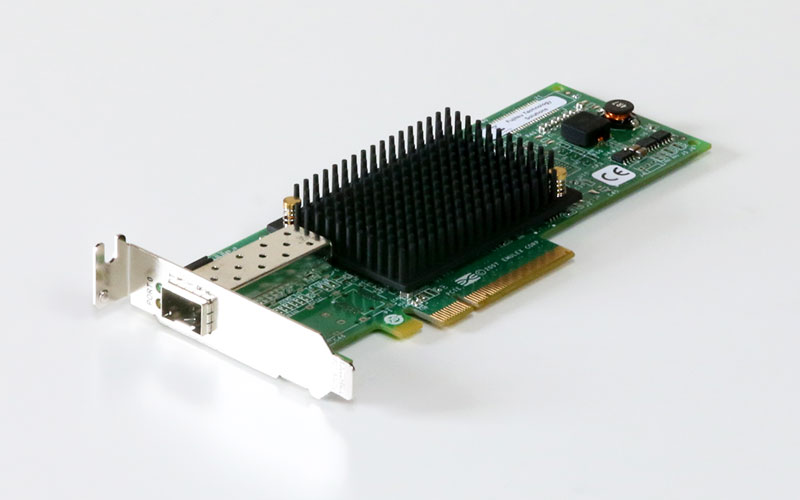 P002181-10A/P001219-04D 富士通 8Gb Fibre Channel コントローラ (1ch) PCI Express x8 LowProfile【中古】【送料無料セール中! (大型商品は対象外)】