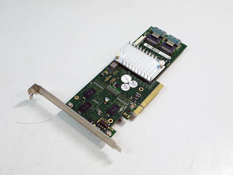 PGB248H3 富士通 SASアレイコントロールカード 6GB 512MB D2616-A22【中古】