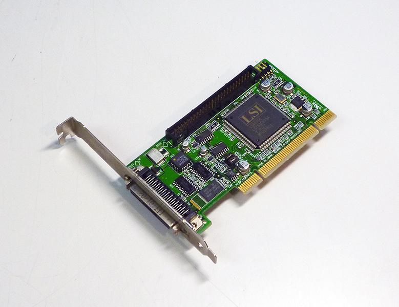 SC-UPN I/O DATA機器 PCIバス用Ultra SCSIインターフェイスボード【中古】【送料無料セール中! (大型商品は対象外)】
