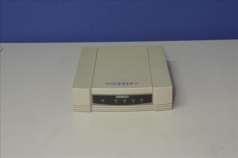 オムロン ME3314A FAX/DATA モデム 【中古】【送料無料セール中! (大型商品は対象外)】