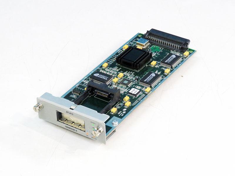 AT-A15/GB Allied Telesis レイヤー2インテリジェントスイッチ用拡張モジュール GBICスロット x1【中古】【送料無料セール中! (大型商品は対象外)】