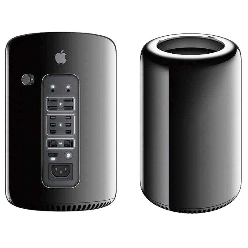 Mac Pro A1481 (Late 2013) Apple Xeon-E5 3GHz/MacOS Sierra/64GB/512GB/FirePro D700 6144MB *2【中古】