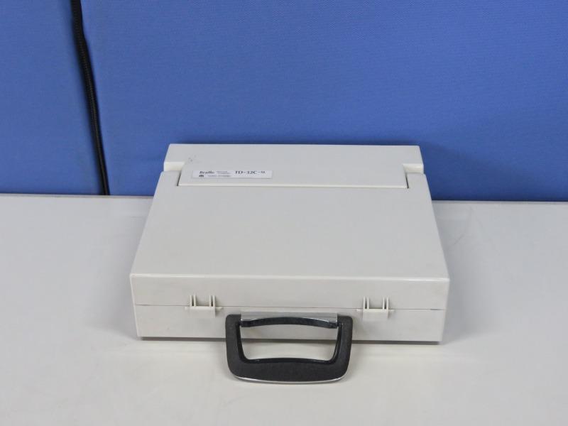 TD-32C-SL 東洋ハイブリッド Braille 点字ワープロ【中古】【送料無料セール中! (大型商品は対象外)】