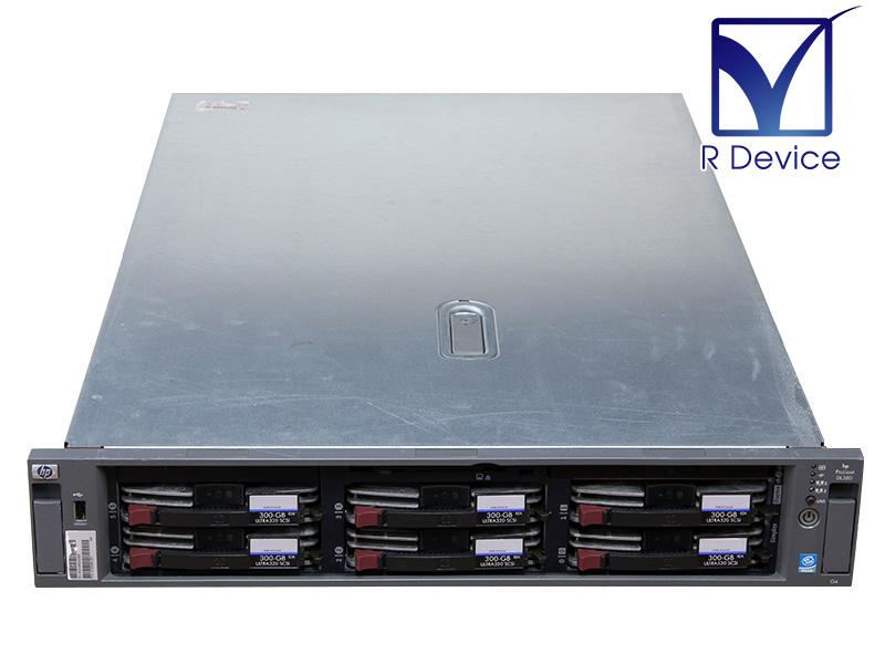 ProLiant DL380 G4 370596-291 HP 64-bit Xeon Processor 3.20 GHz *2/2048MB/HDD非搭載/Smart Array 6i 192MB/電源ユニット *2【中古サーバー】