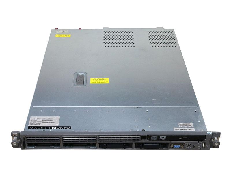 ProLiant DL360 G5 399524-B21 HP Dual-Core Xeon Processor 3.00GHz *2/1GB/HDD非搭載/DVD-ROM/SmartArray E200i 128MB/電源ユニット *2【中古】【送料無料セール中! (大型商品は対象外)】