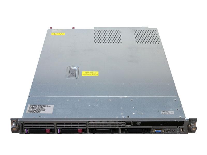 ProLiant DL360 G5 457927-291 HP Xeon Processor L5420 2.50GHz *1/2GB/72GB *2/DVD-ROM/Smart アレイ P400i 512MBキャッシュメモリ/電源ユニット *2【中古】【送料無料セール中! (大型商品は対象外)】