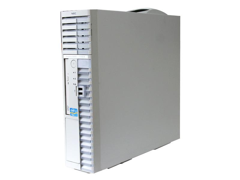Express5800/GT110d-S N8100-1770Y NEC Xeon E3-1220 3.10GHz/4GB/HDD非搭載/DVD-ROM/ゴム足欠品【中古】