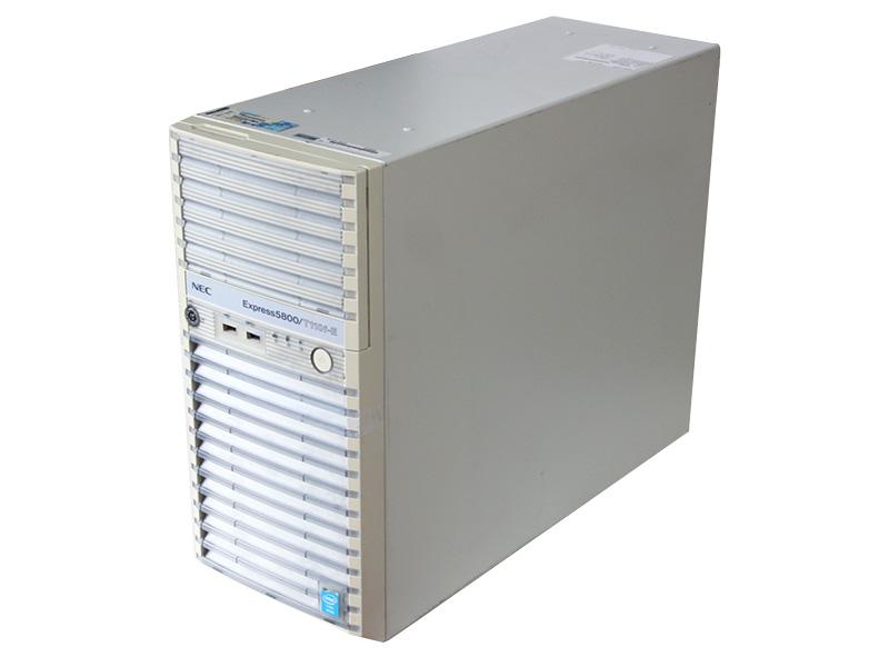 Express5800/GT110f-E N8100-2003Y NEC Xeon E3-1220 v3 3.10GHz/4GB/300GB/DVD-ROM/N8103-150【中古】