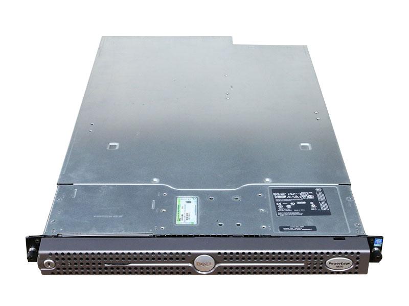 PowerEdge 1850 DELL Xeon Processor 3.20GHz *1/1GB/HDD非搭載/CD-ROM/PERC 4e/Si 256MB/電源ユニット *2【中古】【送料無料セール中! (大型商品は対象外)】