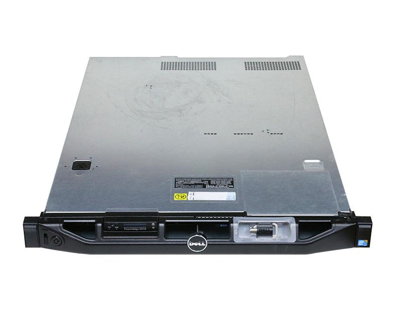 PowerEdge R310 DELL Xeon Processor X3450 2.66GHz/4GB/HDD非搭載/DVD-ROM【中古】【送料無料セール中! (大型商品は対象外)】