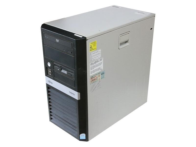 PRIMERGY ECONEL 100 S2 PGE1021HSZ 富士通 Celeron 430 1.80GHz/2GB/HDD非搭載/DVD-ROM/3.5インチFDD【中古】