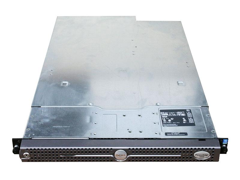 PowerEdge 1850 DELL Xeon 2.80GHz *2/1GB/HDD非搭載/CD-ROM/3.5インチFDD PERC 4e/Si /w 256MB 電源ユニット *2【中古】【送料無料セール中! (大型商品は対象外)】