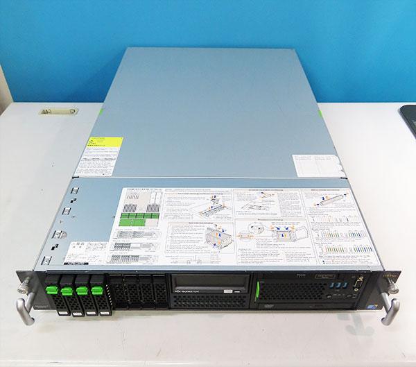 PRIMERGY RX300 S5 富士通 Xeon E5502 1.86GHz x1/2GB/DVD-ROM/D2516-C11/PSx2 PGR3052AA2【中古】【送料無料セール中! (大型商品は対象外)】