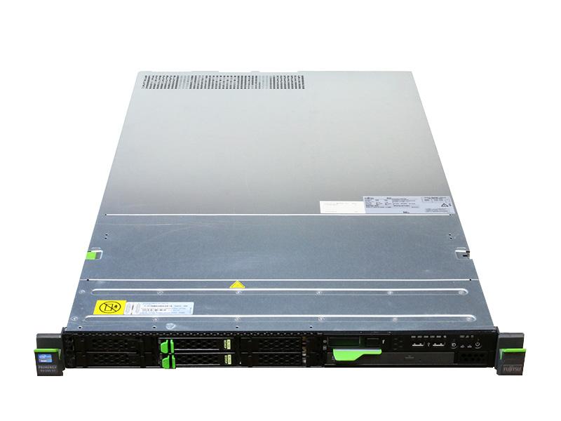 PRIMERGY RX200 S7 PYR207R2N 富士通 Xeon E5-2609 2.40GHz/8GB/450GB *2/DVD-ROM/D2616-A22 電源ユニット *2【中古】
