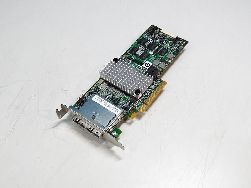 L3-25152-53 A3C40117847 富士通 SAS RAIDコントローラー 6Gbit/s 512MB 外付け8ポート PCI Express 8x Low-Profile【中古】【送料無料セール中! (大型商品は対象外)】