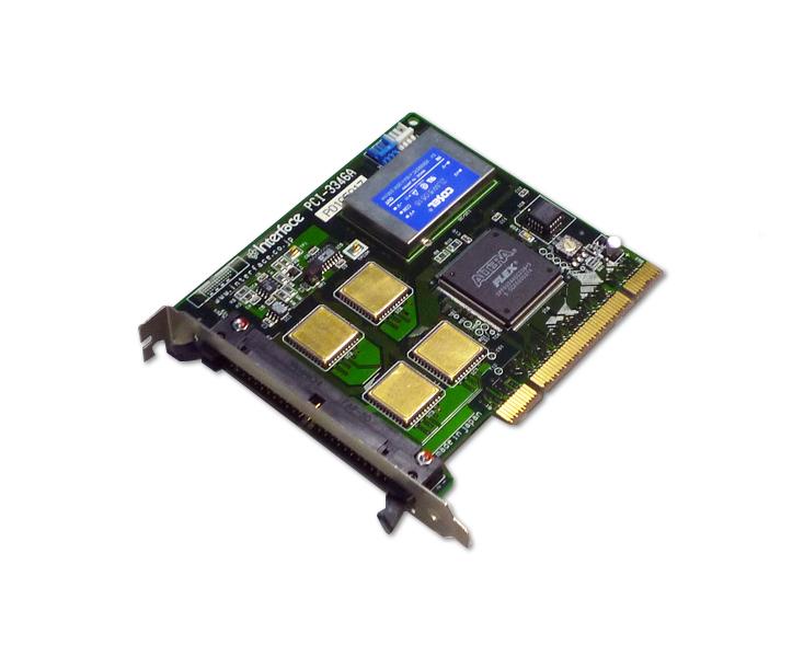 PCI-3346A Interface DA12ビット16CH【中古】【送料無料セール中! (大型商品は対象外)】