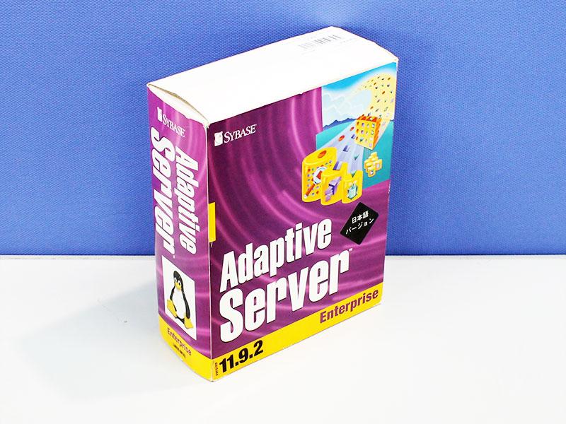 Adaptive Server Enterprise (ASE) Sybase 11.9.2 日本語版 Linux/INTEL CD-ROM版【中古】