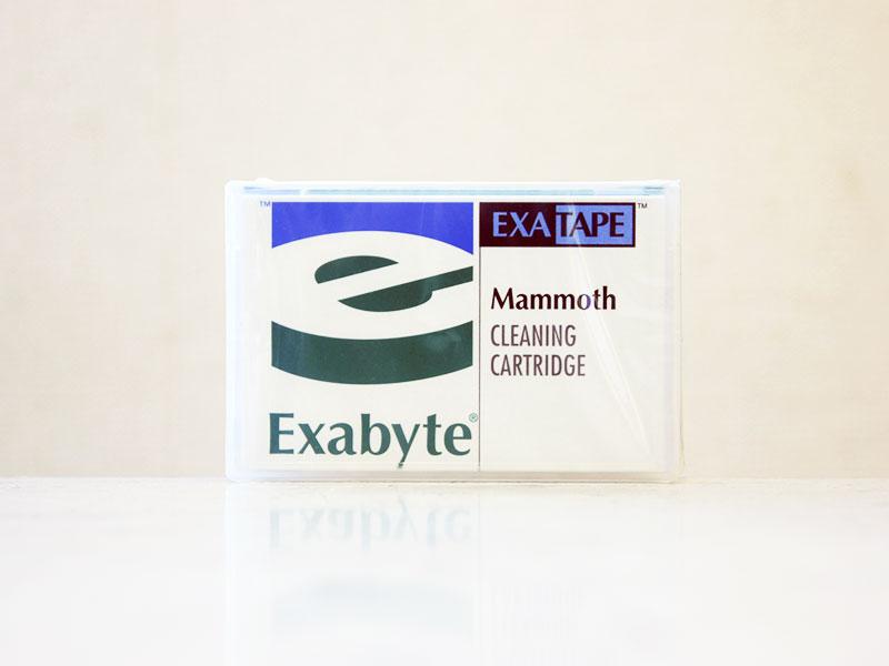 315205 Exabyte 8mm Mammoth クリーニングカートリッジ【未使用品】【送料無料セール中! (大型商品は対象外)】