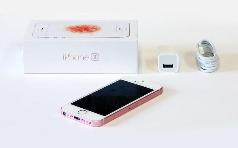 a99875db77 【ネットワーク利用制限△】Apple iPhone SE A1723 3A844J/A ローズゴールド SoftBank
