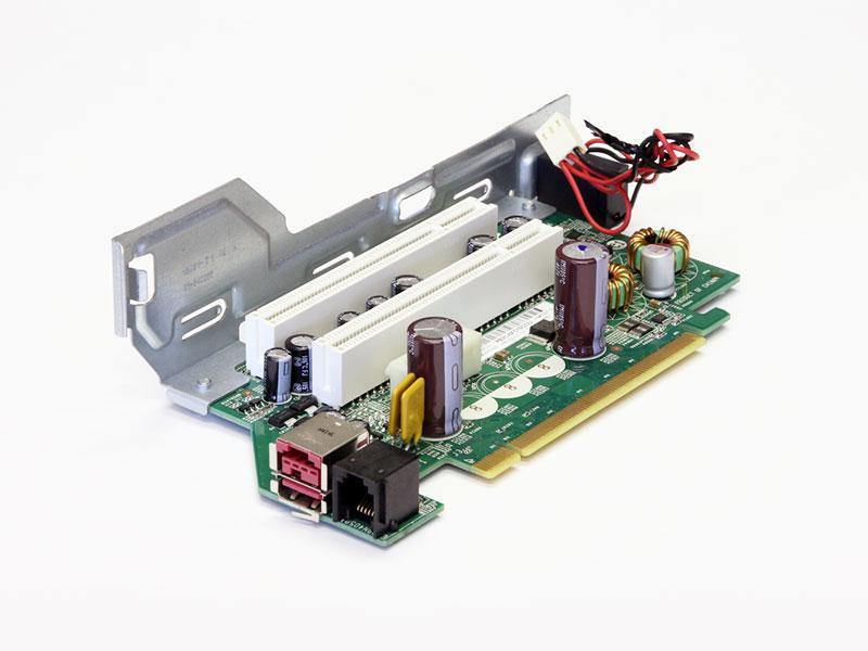 638943-001 HP rp5800 Retail System等用 PCI/PCI Express ライザーカード【中古】【送料無料セール中! (大型商品は対象外)】