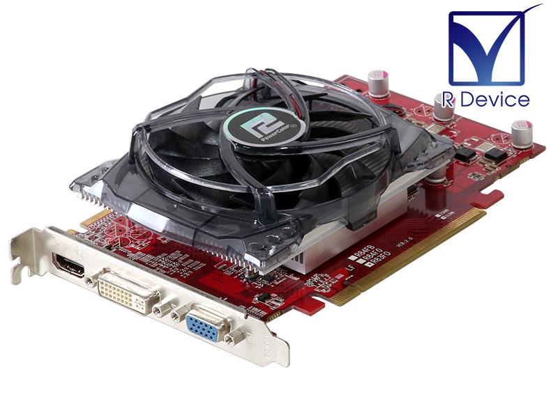 メーカー: PowerColor TUL 超定番 Corporation Radeon HD 5670 512MB HDMI DVI-I 中古ビデオカード 15pin D-Sub 当店一番人気 x16 PCI AX5670 2.1 512MD5-H Express