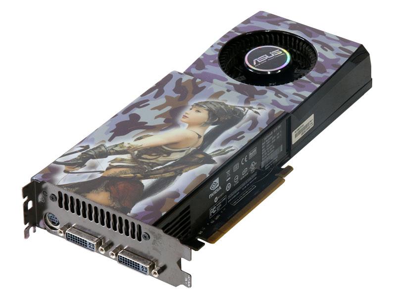 ASUSTeK Computer GeForce GTX 280 1GB DVI-I *2/TV-out PCI Express 2.0 x16 ENGTX280/HTDP/1G/A【中古】【送料無料セール中! (大型商品は対象外)】