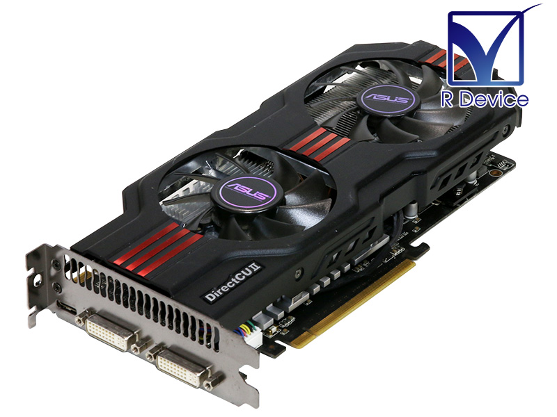 ASUSTeK Computer GeForce GTX 560 1GB HDMI(Mini)/DVI-I *2 PCI Express 2.0 x16 ENGTX560 DCII TOP/2DI/1GD5【中古】【送料無料セール中! (大型商品は対象外)】