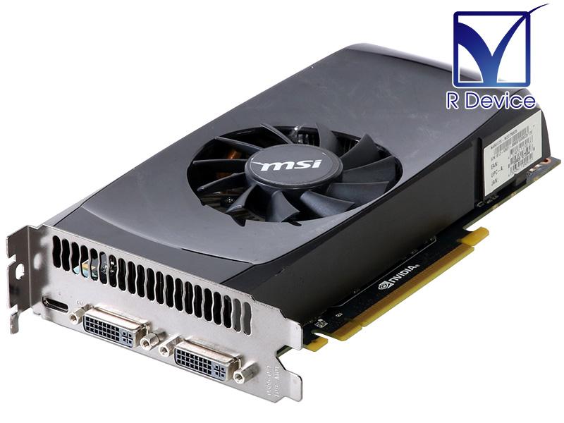 メーカー: トレンド MSI Micro-Star INT'L CO. LTD. GeForce 1年保証 GTX 460 中古ビデオカード 768MB Express DVI-I mini-HDMI N460GTX-M2D768D5 PCI 2 x16