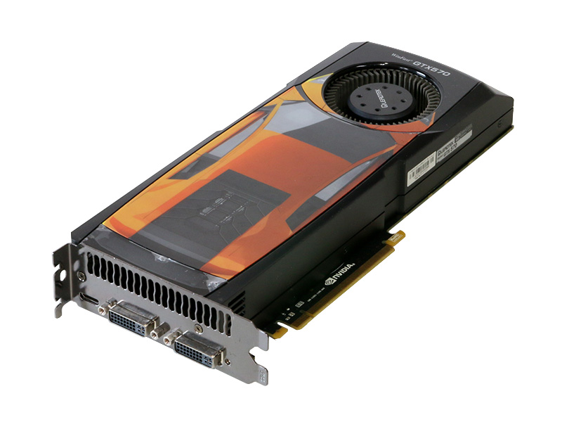 Leadtek Research GeForce GTX 570 1280MB Dual-Link DVI *2/mini HDMI PCI Express x1 WinFast GTX570【中古】【送料無料セール中! (大型商品は対象外)】