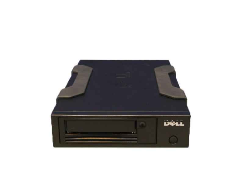 DELL X69MX PowerVault 1.6TB LTO-4 テープドライブ SAS外付け 46C2374 【中古】【送料無料セール中! (大型商品は対象外)】