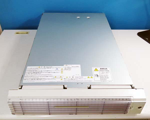 N8141-28B NEC デバイス増設ユニット N8151-59 内蔵LTO2(Ultrium2)ドライブ2基搭載【中古】【送料無料セール中! (大型商品は対象外)】