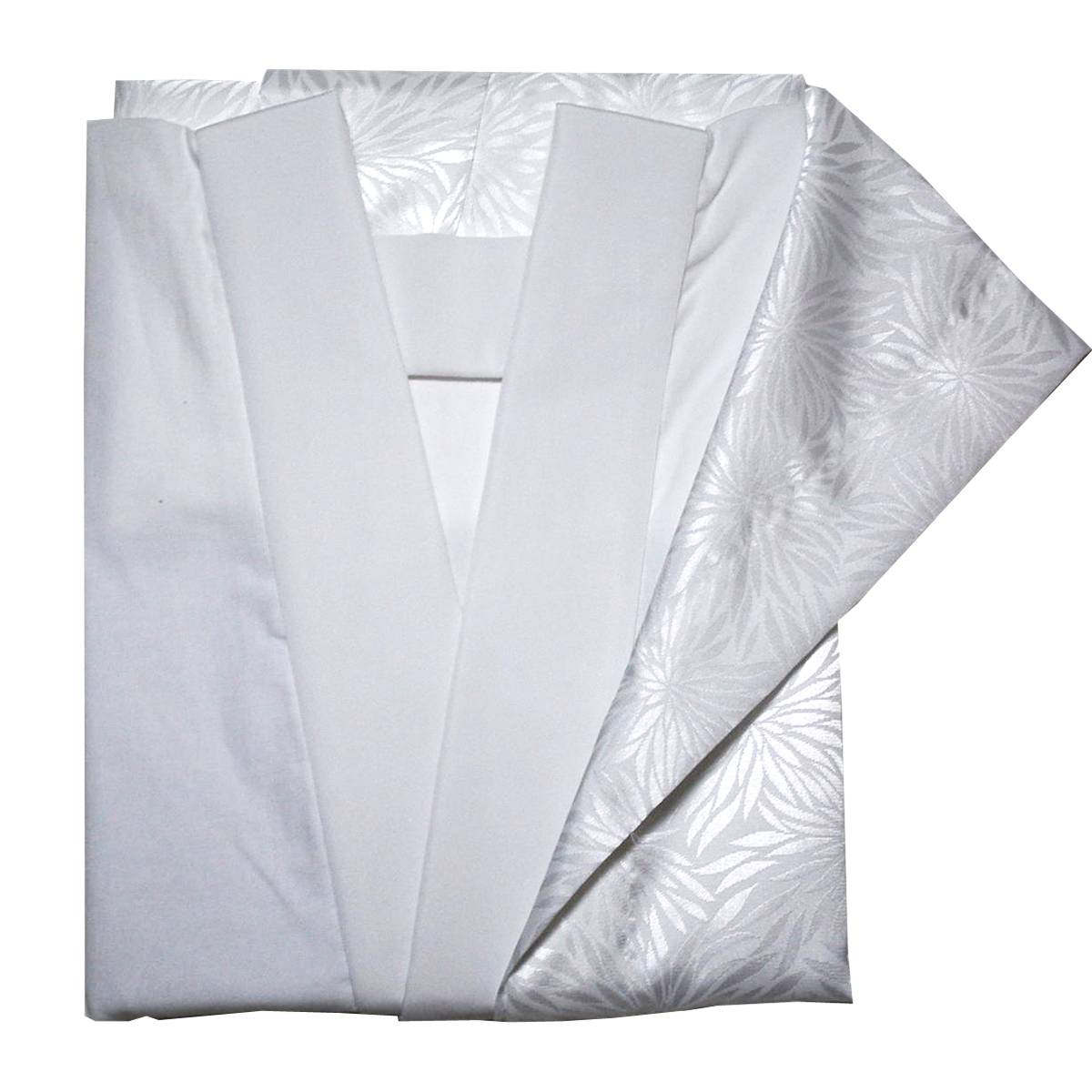 汗取り効果抜群 新作製品 世界最高品質人気 半衿+えもん抜き付き 日本製 胴抜き長襦袢 仕立て上がり 半衿付き 腰紐付 抜衿布 メーカー在庫限り品 えもん抜き