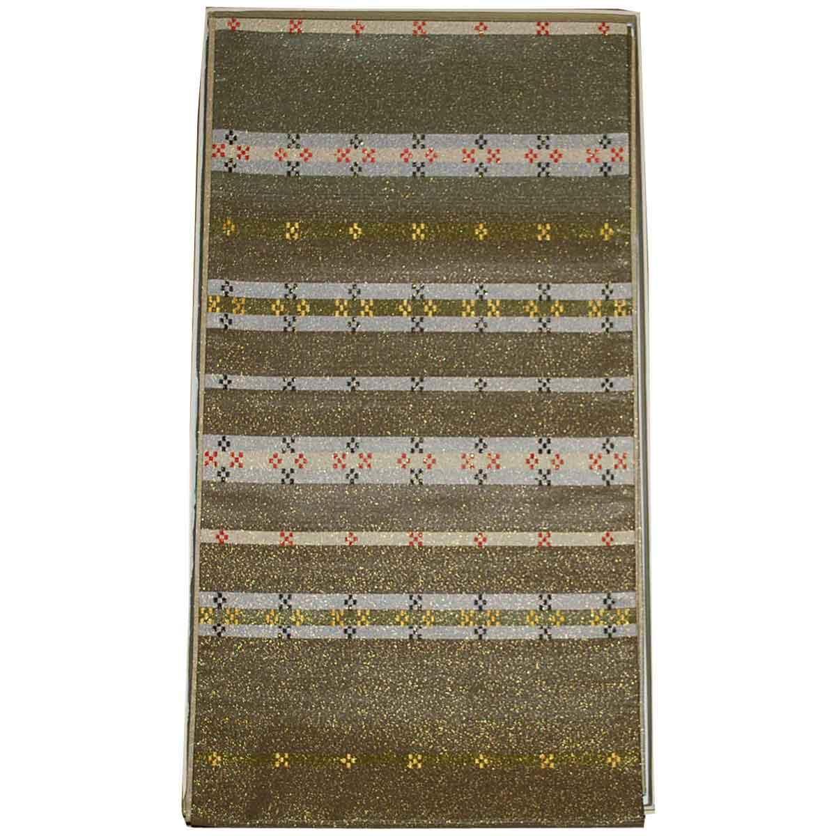 綴れ 袋帯 正絹