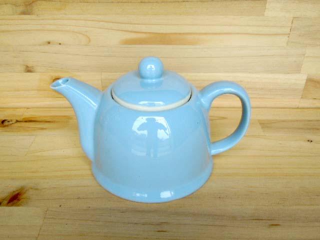40%OFFの激安セール お茶や紅茶に アウトレット ブルーケトルティーポット アウトレットセール 特集